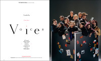Voices,  New York TImes Magazine