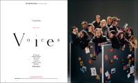 Voices,  New York TImes Magazine