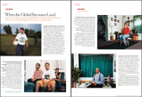 Testimony: When Global Becomes Local, New York Times Magazine
