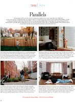 Parallels,  New York Times Magazine