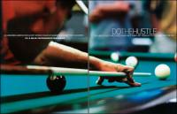 Do the Hustle,  Details Magazine