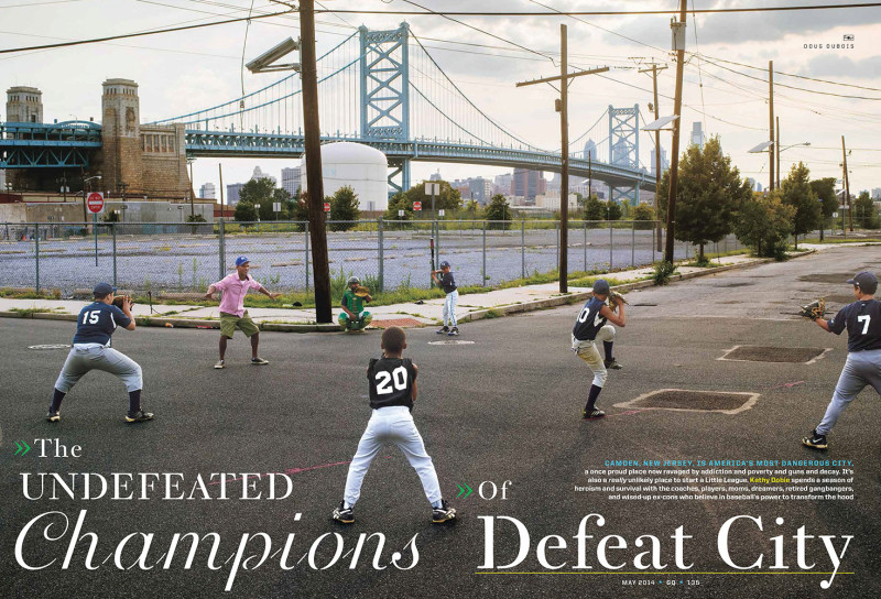 The Undefeated Champions of Defeat City,  Details Magazine